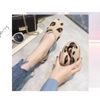 Flat beige womenshoes