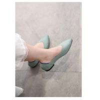 Green womenshoes