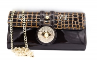 Leather women purse