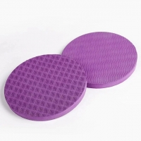 Elbow and knee cushion, purple color