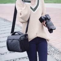 Fottos waterproof camera bag