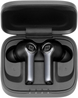 MOMAX BT5E Spark True Wireless Bluetooth Earbuds & with Charging Case Pack- Gray SmartBuy