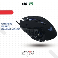 Wired Gaming mouse CMGM-X3 ​​​​CROWN