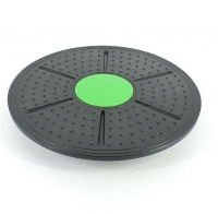 Green balance plate