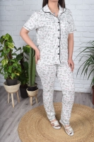 Pajamas for women with a distinctive design