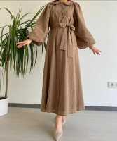 A dress for women with a distinctive design