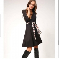 Women's Short Dress - Julie Moda