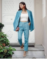 Blue Set for Women - Julie Moda