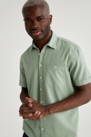 Fit Short Sleeve Shirtfrom defacto