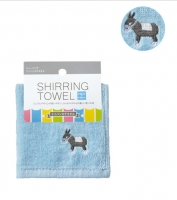 A small towel