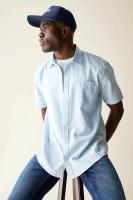 Defacto men's short-sleeved shirt