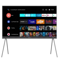 86-inch 4K UHD Android QLED Smart TV (2021)