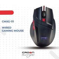 Wired Gaming mouse CMXG-111 CROWN