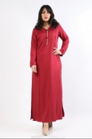 Moroccan kalaba women crepe