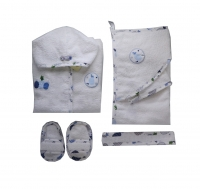 Set for baby boys 4 pieces