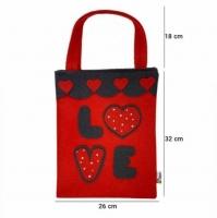 Love word bag