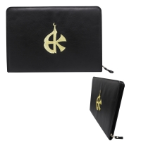 A4 laptop bag and file folder