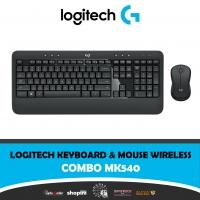 LOGITECH MK540 wireless keyboard and mouse combo