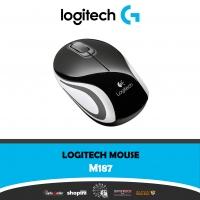 Logitech M187 Wireless Mini Mouse
