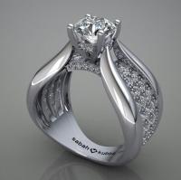 925 sterling silver women's ring