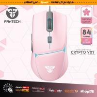 FANTECH Gaming Mouse VX7 CRYPTO SAKURA EDITION PINK