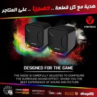 FANTECH GS202 SONAR Gaming Speaker