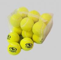 set tennis balls
