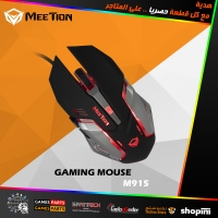 MEETION Entry level PC Backlit Gamer Mouse M915