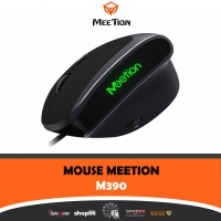 MEETiON Wired Ergonomic Vertical Mouse M390