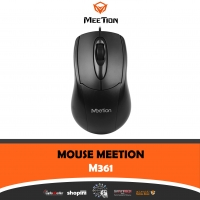 MEETiON USB Wired Office Desktop Mouse M361