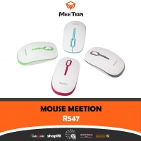 MEETiON 2.4G USB Wireless Optical Mouse R547