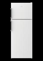 Beko refrigerator - 22 feet - white color