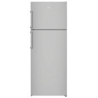 Beko refrigerator - 20 feet - silver color