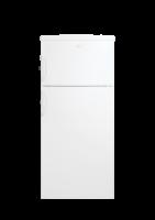 Beko refrigerator - 18 feet - white color