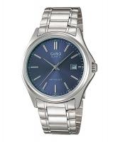 Casio Men's Enticer Analog Quartz Stainless Steel Watch