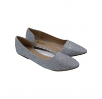 Women's slippers with a distinctive design