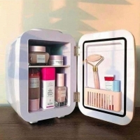 refrigerator for storing cosmetics