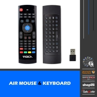 Air Remote Mouse 2.4GHz Mini Wireless Keyboard Mouse