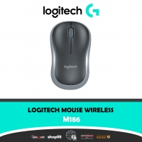 Logitech M186 Wireless Mouse PC/Laptop