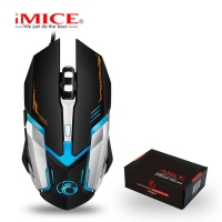 Original iMice V6 Professional Wired Gaming Mouse