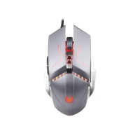 Mixie M11 4 Key 7D Metal USB Gaming Mouse