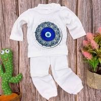 Original cotton pajamas for newborn baby