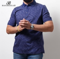 Men's T-shirt with a distinctive design from Baghiziah