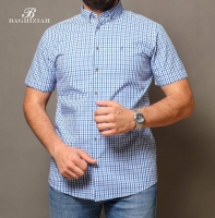 Men's shirt with a distinctive design from Baghiziah