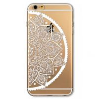 Cover For iPhone6 plus silicone transparent diversified