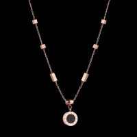 Distinctive circle Necklace