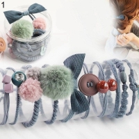 Set Hair Accessories 10 pieces