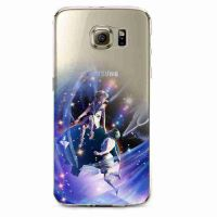 Cover galaxy 6 Edge transparent Gemini