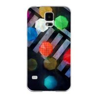 Cover Samsung S5 plastic solid Colored