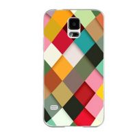 Cover Samsung S5 plastic solid Colours